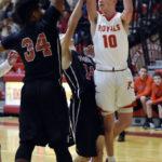 WVC boys basketball: Holy Redeemer holds off Tunkhannock