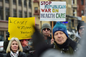 Scranton rally one of dozens across nation to support Affordable Care Act