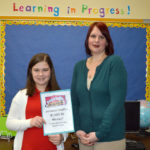 Lakeland Elementry fifth-grader Emmalee Shaffer wins big for her school in Box Tops contest