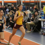College Corner: Alicia Lesneski primed for indoor track championships