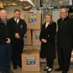 Lackawanna County Commissioners, staff donate to food kitchen