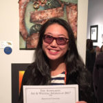 Scranton Prep freshman Isabel Hou receives Gold Key, 'Best in Class' nomination at regional Scholastic Arts and Writing competition