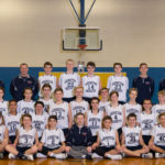 Abington Heights junior high basketball teams finish successful seasons