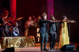 Scott Bradlee's Postmodern Jukebox to return to Lackawanna College's Community Concerts stage May 13