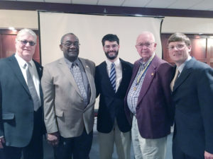 Rotary Club of the Abingtons: Rotary, Lions clubs join forces in 'service above self'