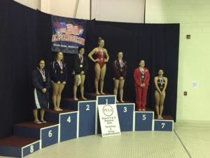 H.S. Diving: Wyoming Valley West's Sophia Ginocchetti lives up to expectations