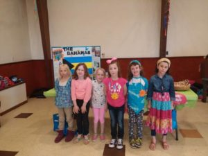 Abington-area Girl Scouts become world travelers during World Thinking Day