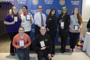 Keystone College students hold Cupcake Challenge fundraiser for Pancreatic Cancer Action Network