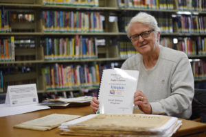 Local historian Dennis Martin compiles booklet on early 1920s Clarks Summit newspaper The Eagle Clarion