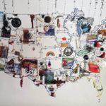 Award-winning metal artist brings 'Gratitude Map USA' to The University of Scranton