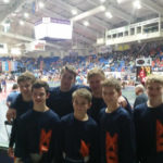 Abington Heights junior high wrestlers compete in state tournament
