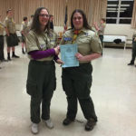 Dalton resident and Scout leader Jennifer Murley honored by Boy Scouts of America