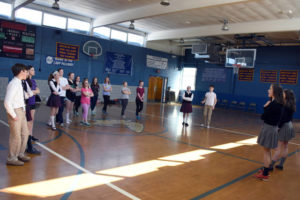 Scranton Preparatory School juniors direct 'The Music Man Jr.' at their alma mater Our Lady of Peace School