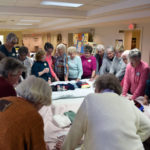 First Presbyterian Church of Clarks Summit hosts Annual Sewing Workshop with My Brothers' Keeper Quilting Group