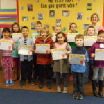Waverly Elementary School recognizes February Students of the Month