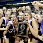 Lady Comets 'rise together' to claim second consecutive District 2 title