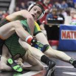 Hazleton's Carson Kinney, Jimmy Hoffman advance to state quarterfinals