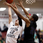 Abington Heights holds off Martin Luther King in double-overtime thriller
