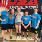 Abington Heights powerlifters perform well at high school nationals