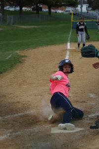 DeMatteo's RBI fuels Abington Heights' 8-7 softball win over Delaware Valley