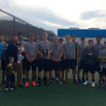 Abington Heights boys tennis team earns 100th consecutive Lackawanna League win