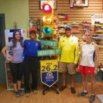 Local runners preparing to participate in 121st Boston Marathon