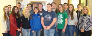 Susquehanna County Career and Technology Center announces students of the month