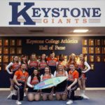 Keystone College cheerleaders win national championship in Maryland