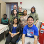 Keystone College Radio Club visits Oppenheim Center for the Arts