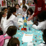 My STEM: The Boys and Girls Club STEM class learns about molecules