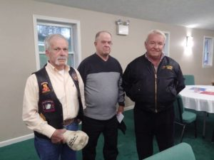 Evangelical Free Bible Church in Waverly Twp. shows support and gratitude with dinner