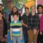 Abington Heights Middle School announces Students of Month for January 2017