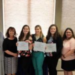 Keystone College undergraduate students win awards for academic work