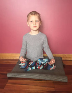 Free Yoga for Kids classes offered at the Dietrich Theater in Tunkhannock