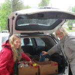 Beta Rho Chapter of the Delta Kappa Gamma Society International donates to Summer Lunch Box Program