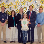 Abington Heights Middle School student Faith Bennet wins second place in Pennsylvania American Water's art contest