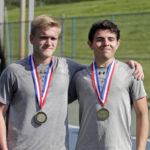 Abington Heights' Christman-Ostrowski win District 2 Class 3A doubles title