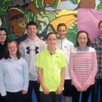 Abington Heights Middle School announces students of May
