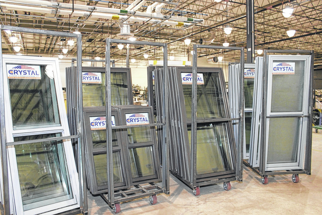 Crystal Window U0026 Door Systems Opens In Benton Twp.   Abington Journal |  Abington Journal
