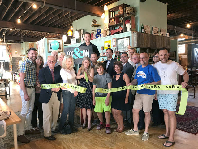 On&On History Recycled Marketplace holds grand re-opening