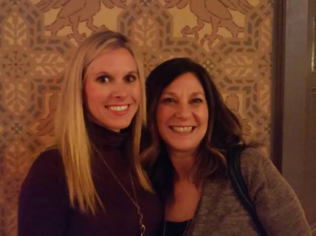 <p dir=&quot;ltr&quot;>&#8220;Steak. It&#8217;s one of my favorites all year round.&#8221; <p dir=&quot;ltr&quot;>Jamie Halpin, left, with her mom Mary Ellen Halpin <p dir=&quot;ltr&quot;>Peckville