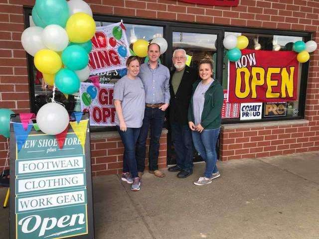 New Shoe Store Plus opens location in Clarks Summit