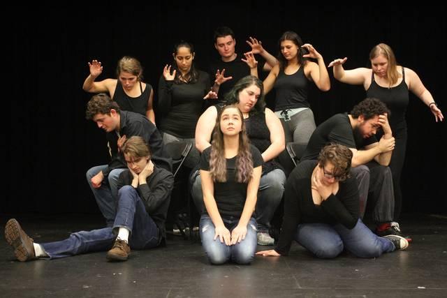 Keystone Players to present 'The Poe Asylum' on campus