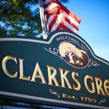 Dog licenses, Christmas tree pickup in Clarks Green Borough