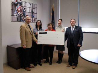FNCB donates to Lackawanna College Environmental Education Center