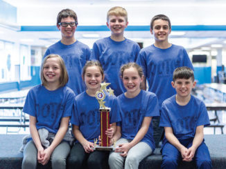 Abington Heights students head to world finals in problem-solving competition