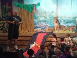 Countryside's Vacation Bible School becomes safari adventure