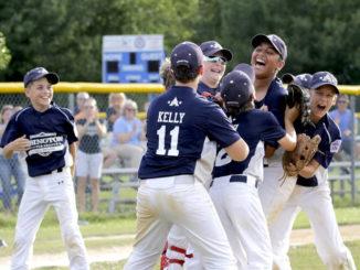 Abington 11-year-olds capture Section 5 Little League title
