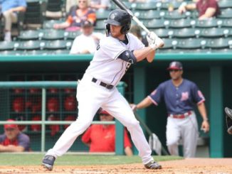 Abington Heights graduate Cory Spangenberg, Missions overpowering PCL