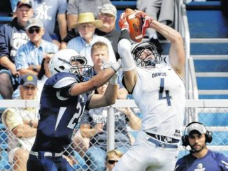 WVC football: Berwick pulls away in second half to defeat Abington Heights
